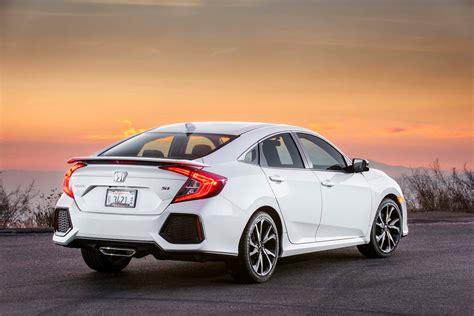 2017 honda civic sedan 2017 honda civic si sedan first test review motor trend