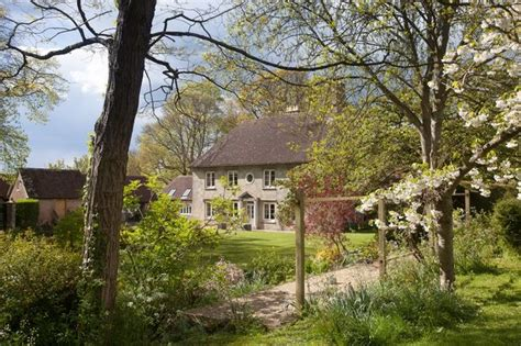 Grade Ii Listed House With Cottage, Woodland And Paddocks