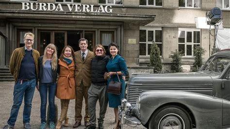 Verleger Franz Burda Und Der Wohnungsbau by Aenne Burda Ard Das Erste