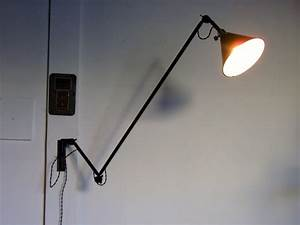 Lampe Murale Industrielle : wo and w collection lampe murale industrielle abat jour conique ~ Teatrodelosmanantiales.com Idées de Décoration