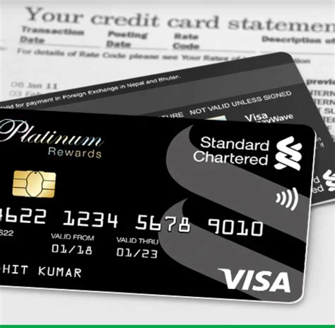 A first time user must. How To Apply to Standard Chartered Credit Card【CLICK HERE】