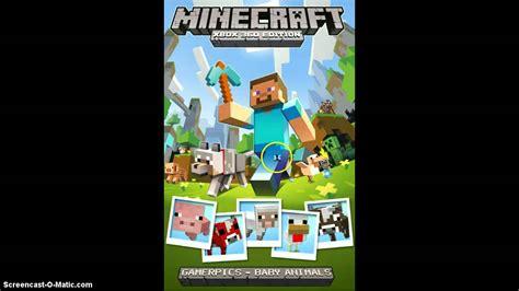 Minecraft Xbox 360 Edition Gamer Pics Youtube