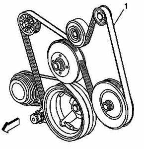 35 2008 Chevy Uplander Serpentine Belt Diagram