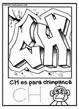 Spanish Coloring Pages Christian Letters Graffiti Alphabet Drawing Printable Getdrawings Getcolorings Numbers Pag Popular sketch template