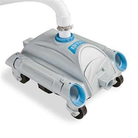 robot piscine intex nettoyeur fond piscine syst 232 me venturi