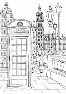 London Bridge Dessin : imagen relacionada london dibujos para colorear paisajes dibujos para colorear y paisaje ~ Dode.kayakingforconservation.com Idées de Décoration