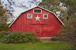 Barn Stars Are More Than Just Decoration  They Have A