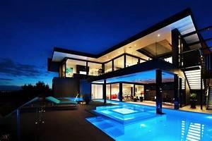 maison de reve de la semaine la residence wandana With maison de reve moderne