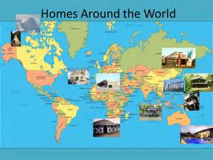 houses around the world images