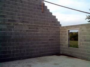 Prix D Un Agglo : construction en parpaing construire ma maison ~ Dailycaller-alerts.com Idées de Décoration