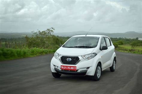 Datsun Performance by Datsun Redi Go 1 0 Test Drive Review With Design