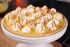 Recette Tarte Citron Meringuée Facile : recette facile de la tarte au citron meringu e ~ Nature-et-papiers.com Idées de Décoration