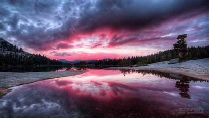 Nature Outdoors Majestic Lapse Want