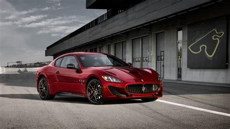 2017 Maserati Granturismo Gt Sport Special Edition