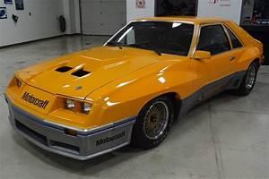 1980 M-81 McLaren Mustang Prototype With 74 Miles!