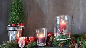 Kerzen Selber Machen Aus Alten Kerzen : weihnachtstischdeko windlichter mit sternen einfach selber machen ~ Orissabook.com Haus und Dekorationen