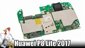 Gu U00eda Del Huawei P8 Lite  2017   Cambiar Placa Base