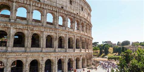 Colosseo Biglietto Ingresso Biglietti Colosseo Open Voucher