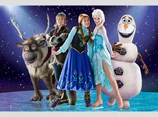 Disney on Ice presents Frozen Covelli Centre