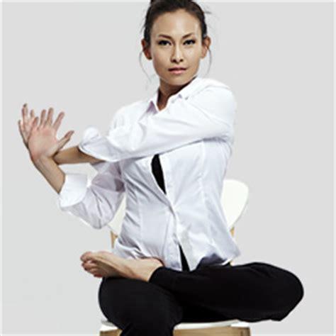 Cours De Yoga Sur Chaise (45 à 60 Minutes