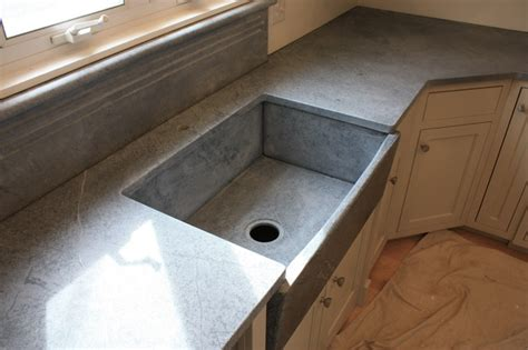 soapstone sinks farmhouse kitchen countertops