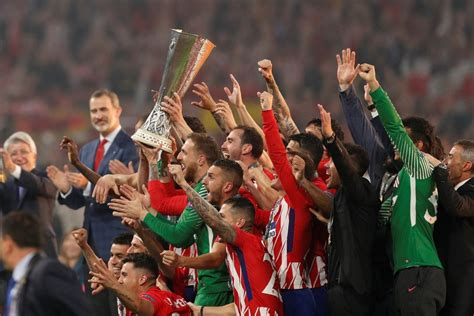 Marseille 0-3 Atlético Madrid, LIVE stream online: Europa ...