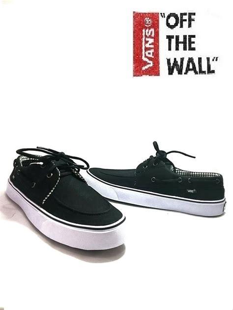 Jual Sepatu Vans Zapato jual sepatu pria vans zapato black di lapak kobeo kobeo
