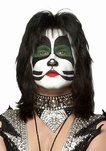 Kiss Ace Frehley Makeup Tutorial
