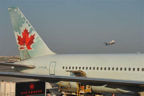 avis du vol air canada montreal en economique