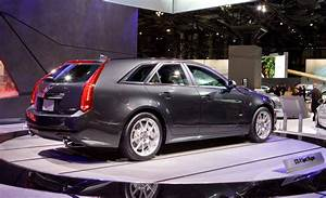 Used 2009 Cadillac Cts V Pricing Features Edmunds