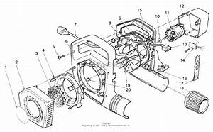 Toro 51575  850 Super Blower  1995  Sn 59000001