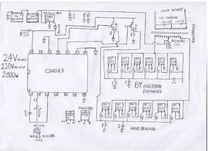 How To Build A 2kva Inverter Circuit Diagram