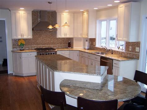 small  shaped kitchen  kitchen  fine