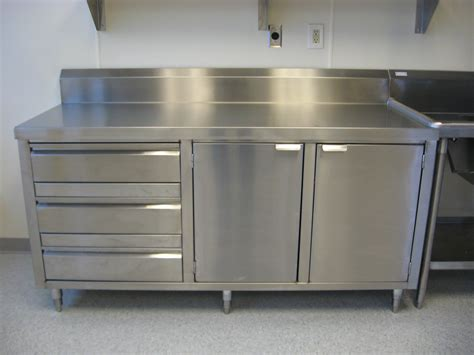 custom stainless dish cabinet allied stainless