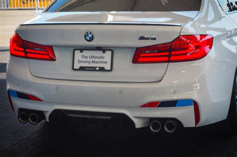 M5 Performance Parts by 2018 Bmw M5