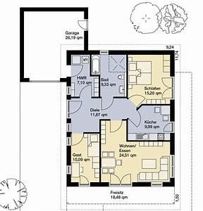 Grundrisse Für Bungalows 4 Zimmer : grundriss bungalow 3 zimmer loopele com avec bungalow 4 zimmer grundriss et grundriss eg gross ~ Sanjose-hotels-ca.com Haus und Dekorationen