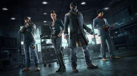 wallpaper  dogs aiden pearce clara lille  games