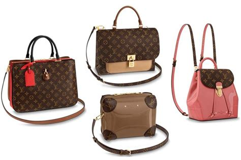 louis vuitton introduces  bag styles   spotted fashion