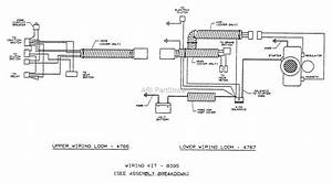 Dixon Ztr 542  1992  Parts Diagram For Wiring Assembly