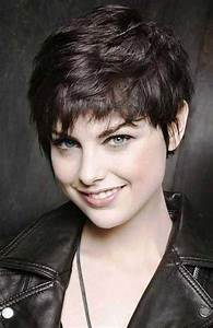 Images Of Shaggy Pixie Cut Round Face Golfclub