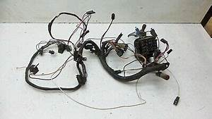 1976 76 Camaro Original Under Dash Wiring Harness