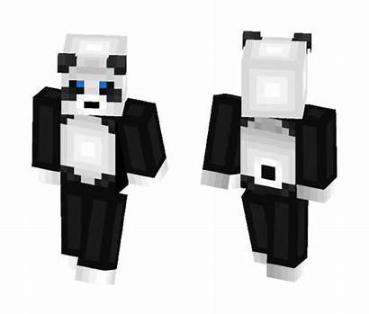 Panda Skin Minecraft Skins Superminecraftskins