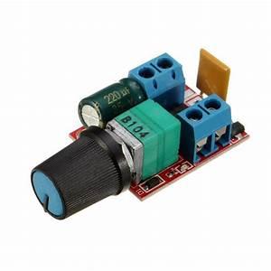 Manual Speed Controller 5 Amp