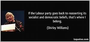 If the Labour p... Socialist Party Quotes