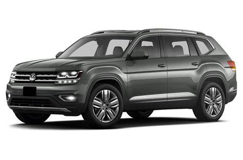 New 2018 Volkswagen Atlas Price Photos Reviews Safety