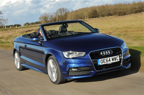New for the audi a3, the mmi® touch display infotainment system features a. Audi A3 Cabriolet Review (2020) | Autocar