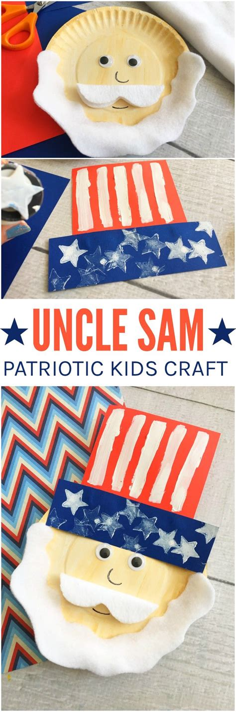 382 best images about patriotic crafts for on 330 | 0b4667eea1443bf1dae9c505f9043542 patriotic crafts for kids fourth of july crafts for kids preschool