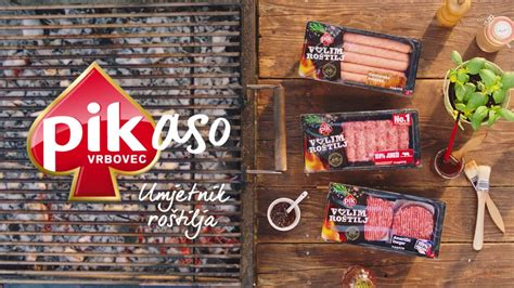 PIKaso - Umjetnik roštilja - YouTube