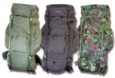 New 85l Army Military Style Hiking Outdoor Backpack