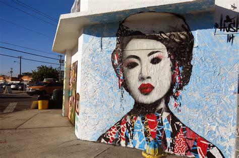 art basel  hush paints   piece  wynwood miami streetartnews streetartnews